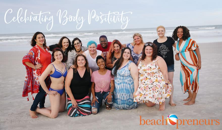 body positive photo shoot Daytona Beach FL